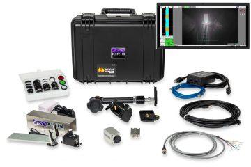 Xiris-シームモニターソフトウェアとカメラフルセット