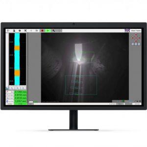 Xiris-シームモニターソフトウェア